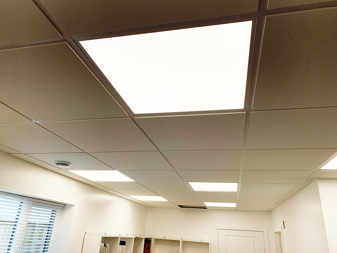 L3PNL 2 X 2 panel lights
